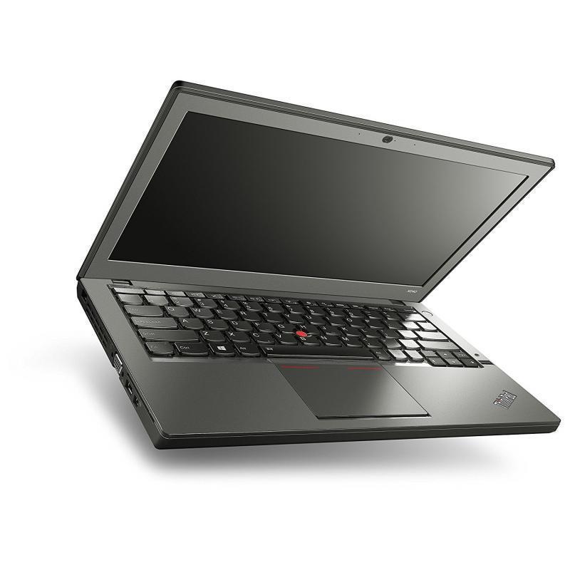 """Lenovo ThinkPad X240 12"""" Core i5 1,9 GHz - SSD 128 GB - 4GB AZERTY - Französisch"""