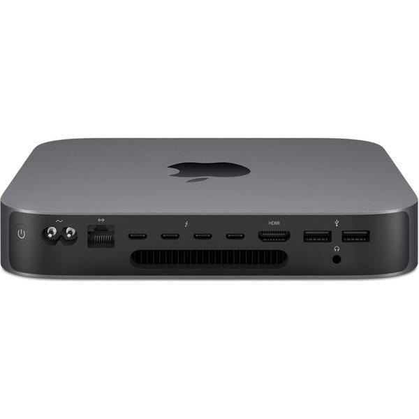 Mac Mini (Oktober 2018) Core i3 3,6 GHz - SSD 128 GB - 8GB