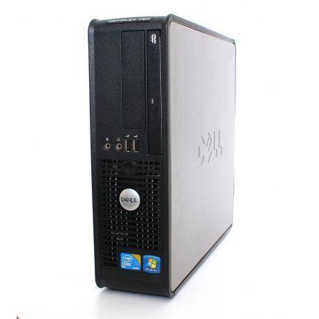 Dell OptiPlex 780 SFF Core 2 Duo 2,6 GHz - HDD 250 Go RAM 4 Go