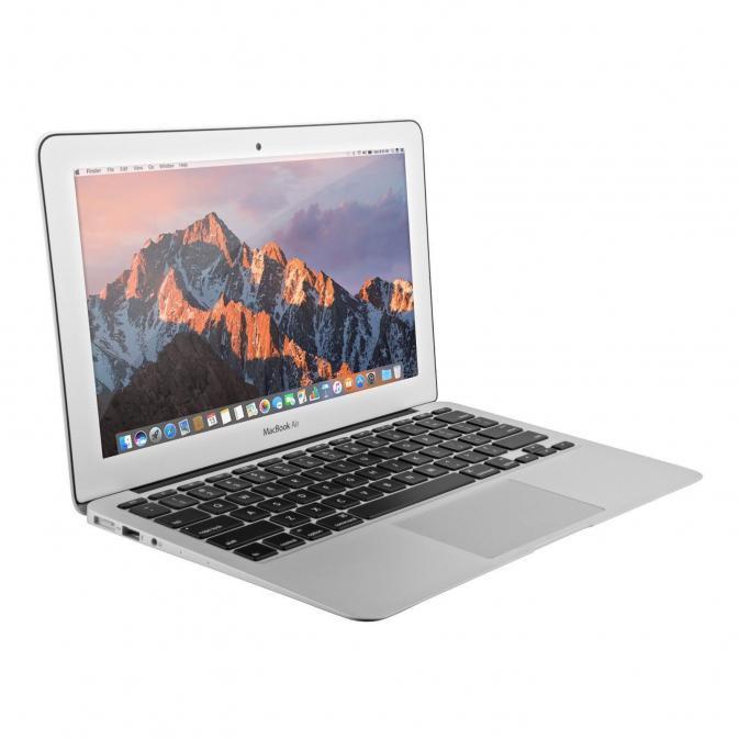 "MacBook Air 11"" (2012) - Core i5 1,7 GHz - SSD 64 GB - 4GB - QWERTY - Engels (VS)"