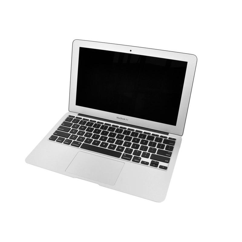MacBook Air 11,6-tum (2011) - Core i5 - 4GB - SSD 256 GB AZERTY - Fransk