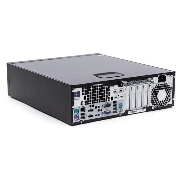 HP EliteDesk 800 G1 SFF Core i3-4130 3,4 GHz - HDD 500 Go RAM 4 Go