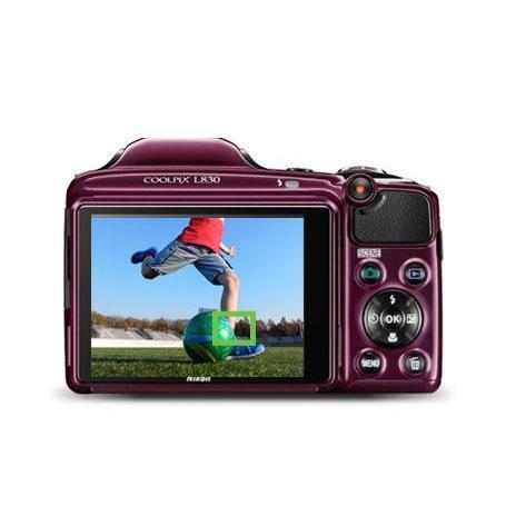 Nikon Coolpix L830 Bridge 16 - Ameixa