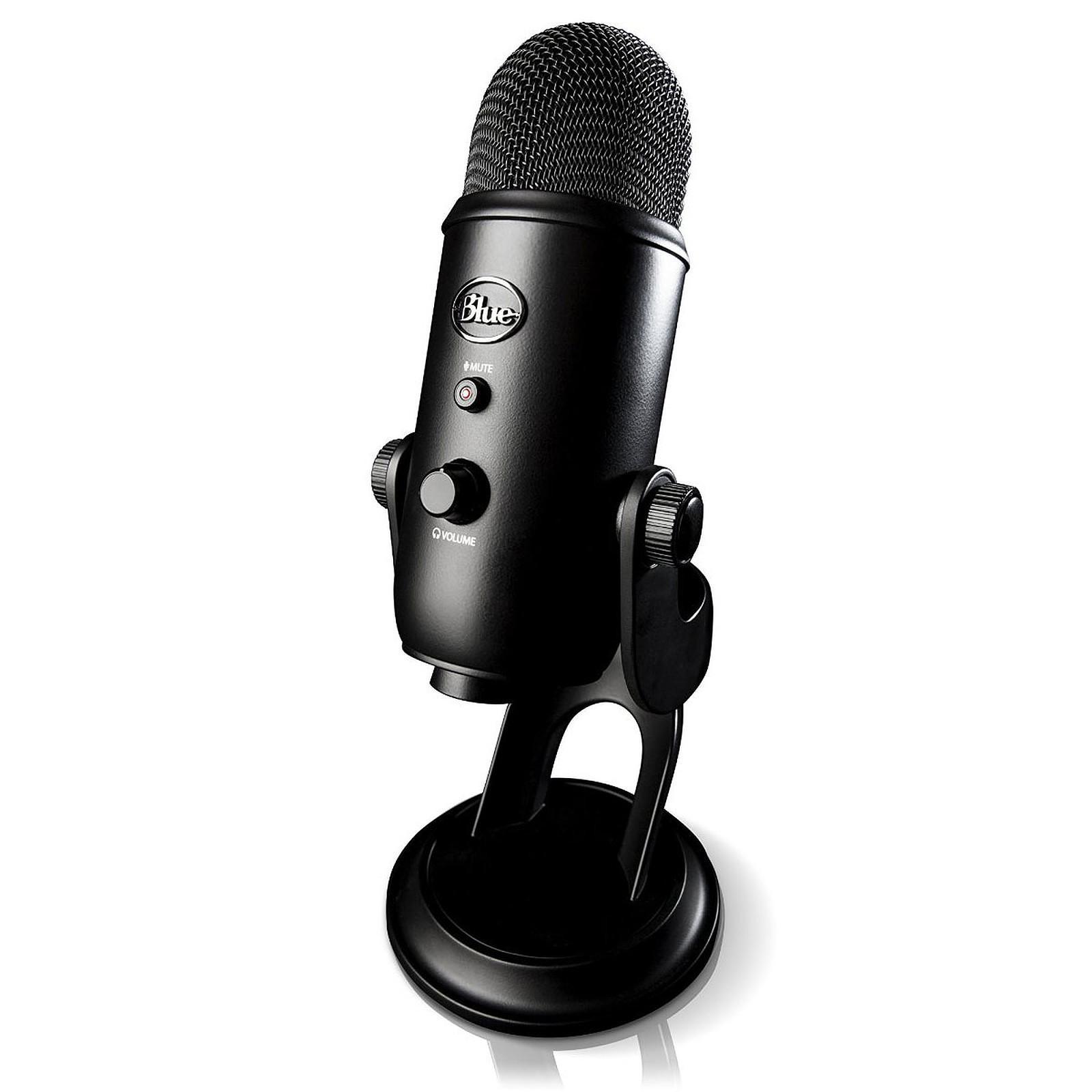 Blue Yeti Blackout Audio accessories