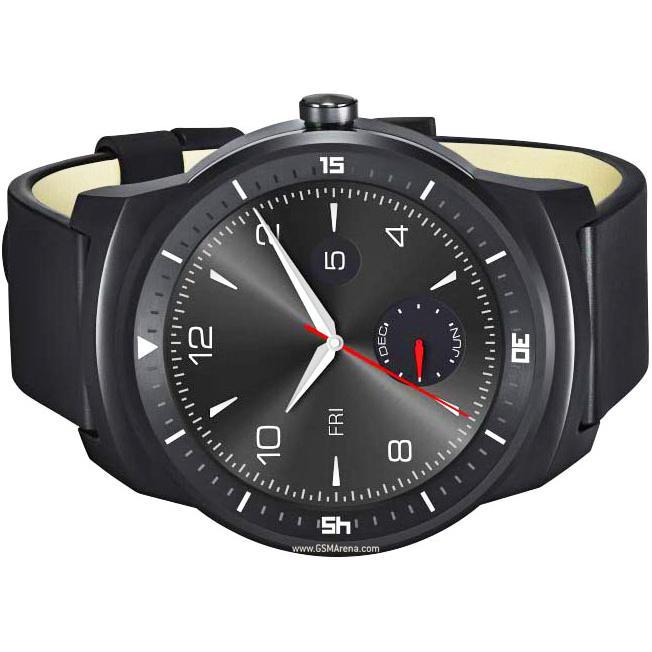 Smart Watch Cardiofrequenzimetro Lg G Watch R W110 - Nero