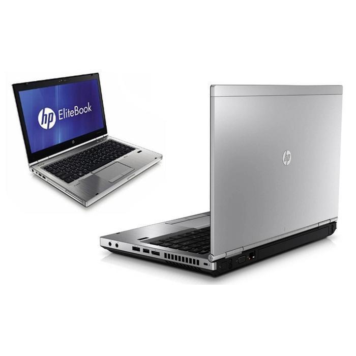 "HP EliteBook 8570P 14"" Core i5 2,5 GHz - SSD 120 GB - 8GB AZERTY - Ranska"