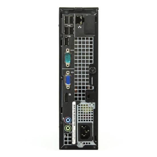 Dell OptiPlex 790 USFF Pentium 2,7 GHz - SSD 480 GB RAM 8 GB