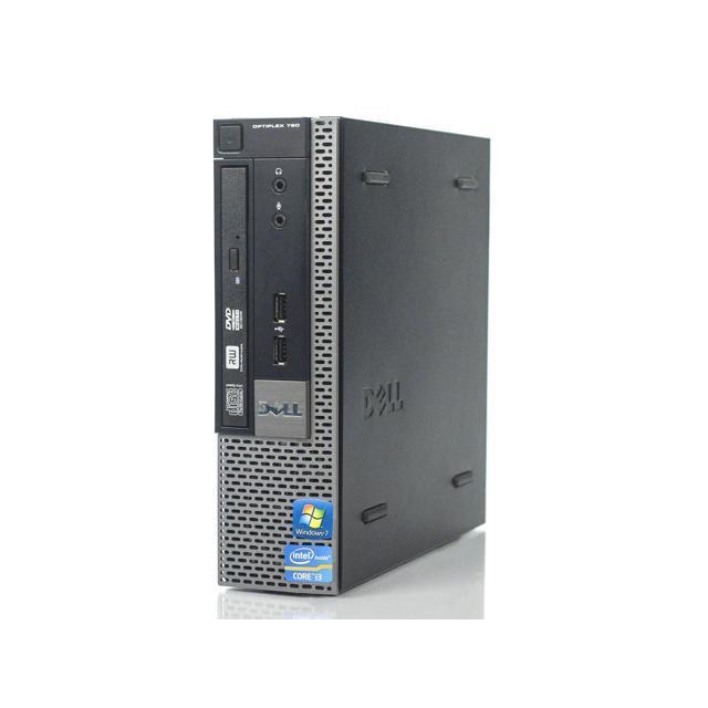 Dell OptiPlex 790 USFF Pentium G630 2,7 - HDD 500 Gb - 8GB