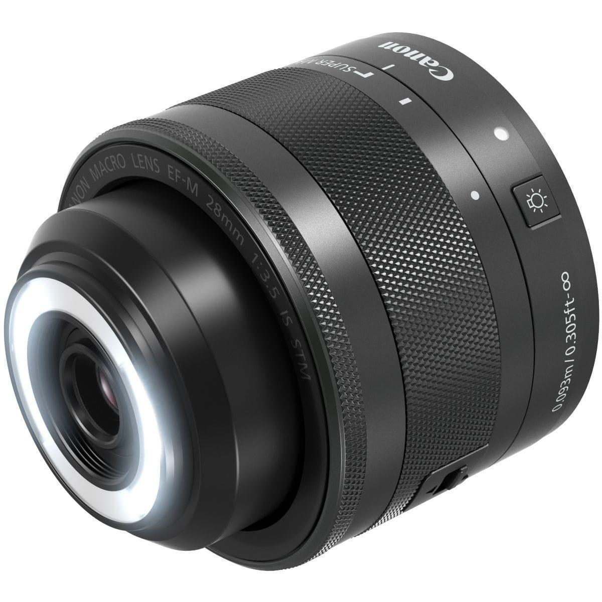 Canon Obiettivi Canon EF-M 28mm f/3.5