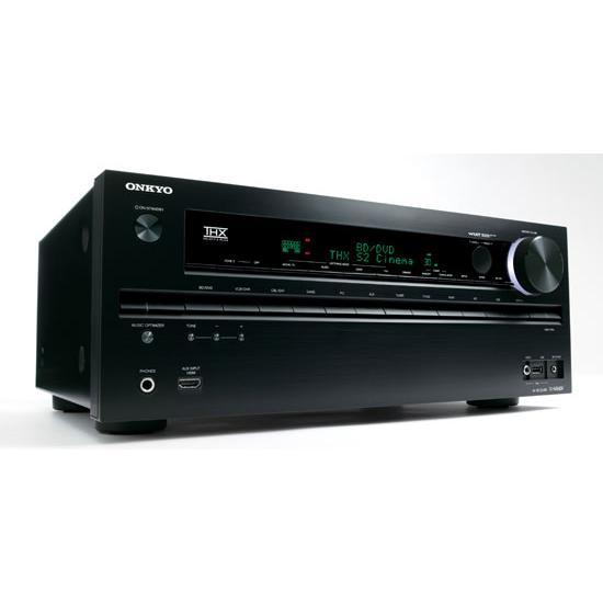 Onkyo TX-NR609 Sound Amplifiers