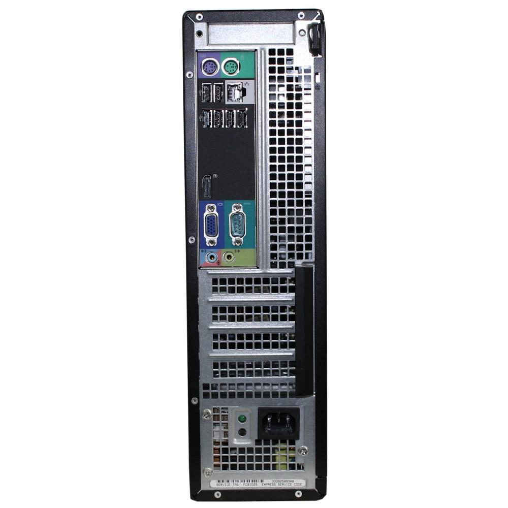Dell Optiplex 790 DT Core i3 3,3 GHz - HDD 250 Go RAM 4 Go