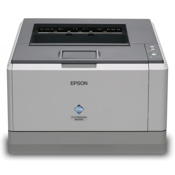Laserdrucker Schwarzweiss Epson AcuLaser M2000D - Grau