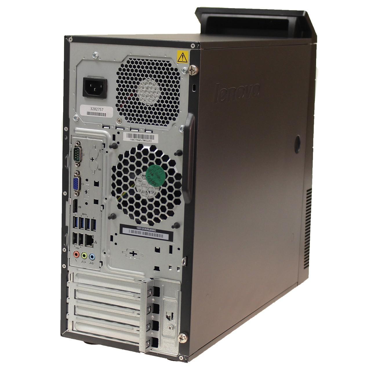 Lenovo ThinkCentre M92p Intel Core i5 3,2 GHz - HDD 500 Go RAM 8 Go