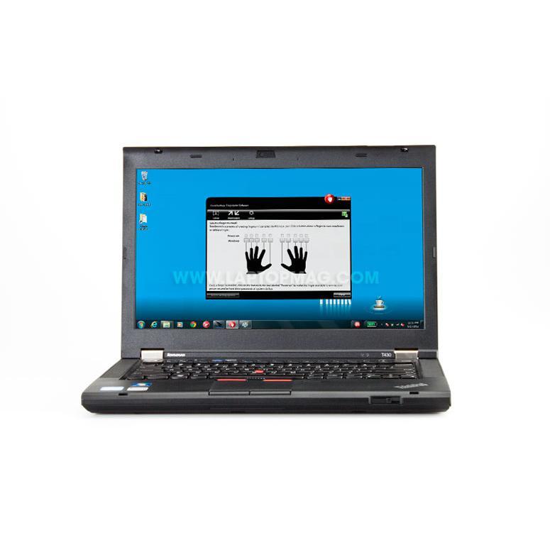"""Lenovo ThinkPad L430 14"""" Core i3 2,5 GHz  - HDD 320 GB - 4GB Tastiera Francese"""