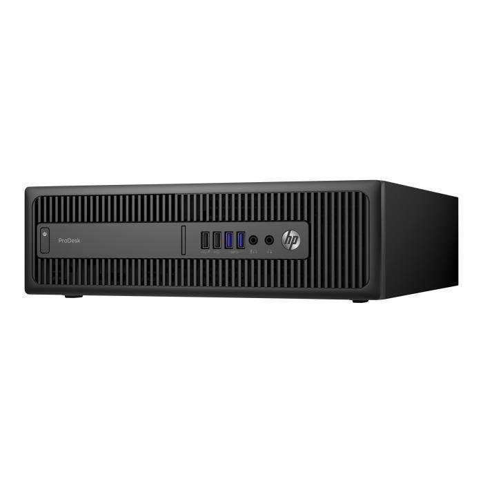 HP ProDesk 600 G2 SFF Core i5 3,2 GHz - SSD 256 GB RAM 8 GB