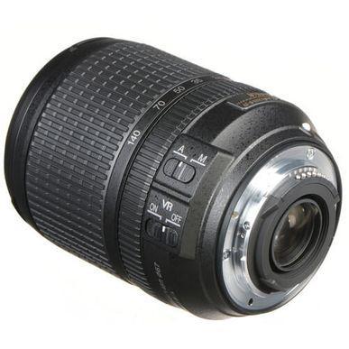 Objectif F 18-140mm f/3.5-5.6