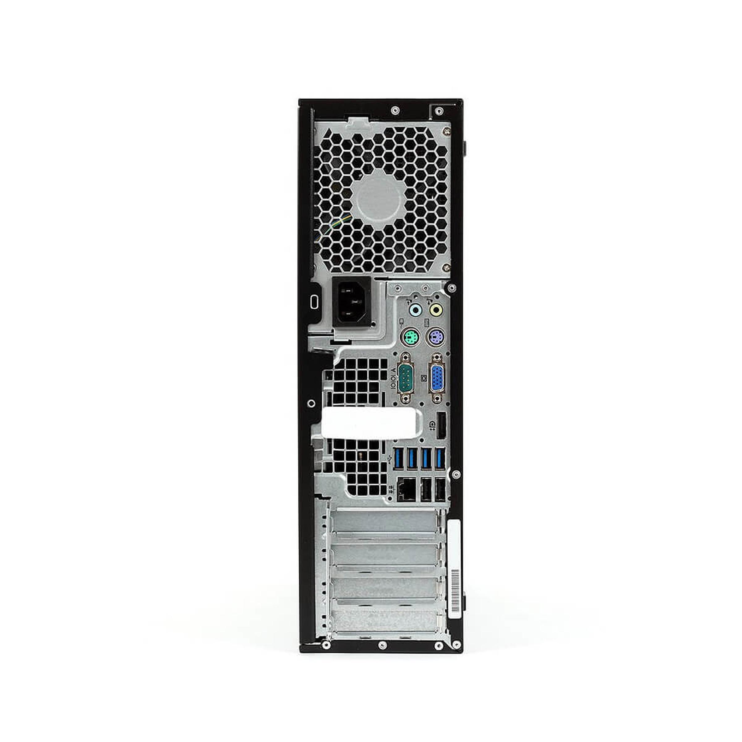 HP Compaq Elite 8300 SFF Core i5 3,2 GHz - HDD 240 GB RAM 8 GB