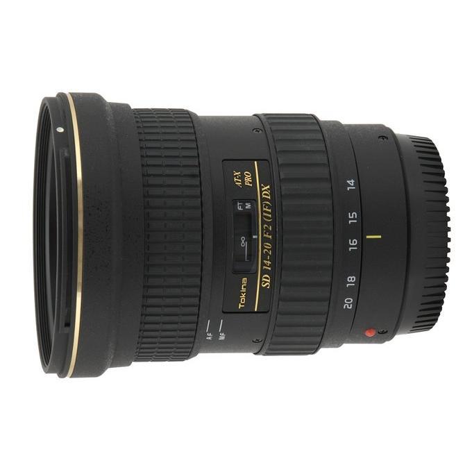 Objectif Tokina Nikon F (DX) 21-30mm f/2