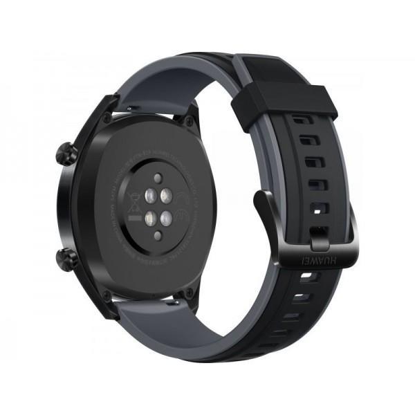 Huawei Smart Watch Watch GT-B19S HR GPS - Svart
