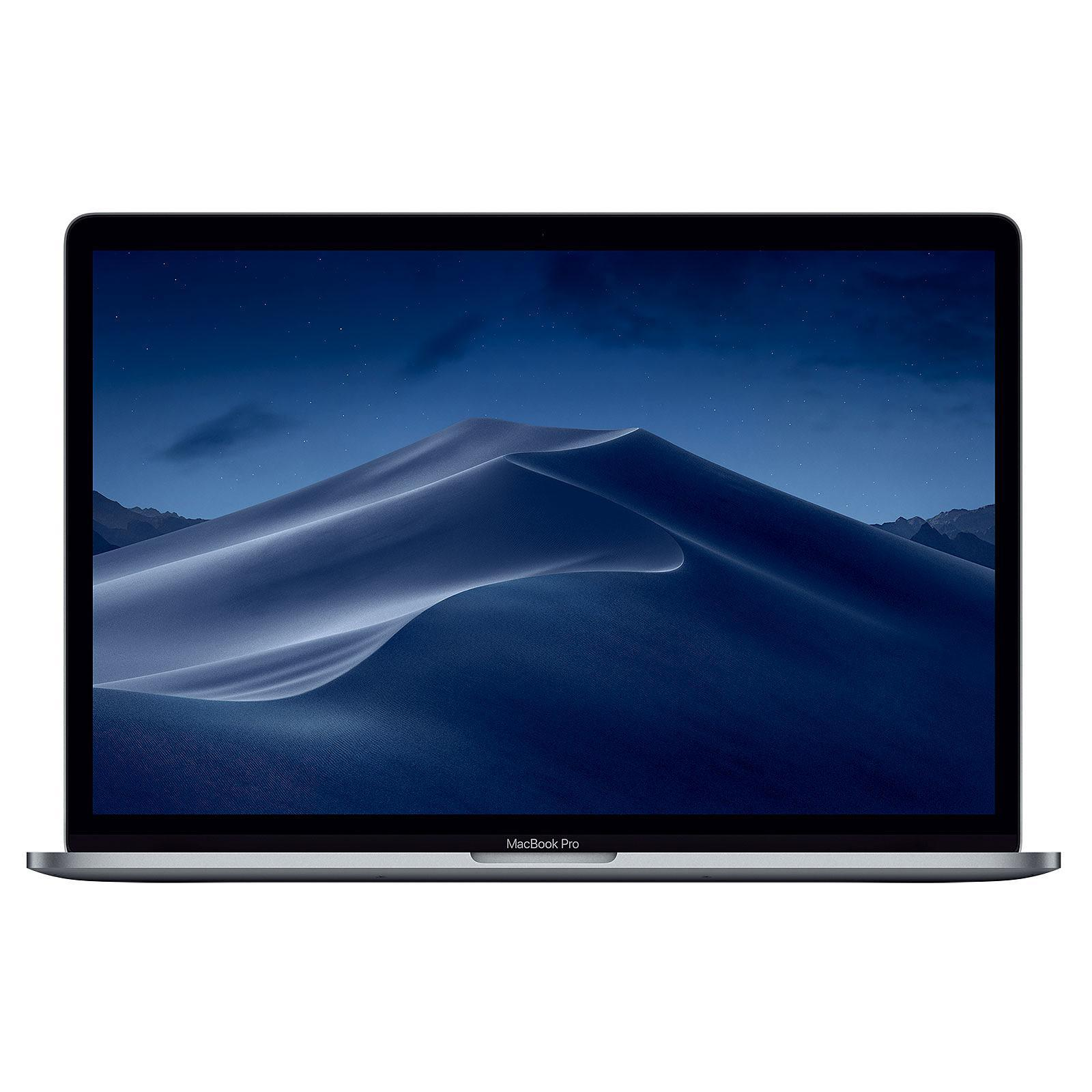 MacBook Pro Retina 15,4-tum (2019) - Core i7 - 16GB - SSD 256 GB AZERTY - Fransk