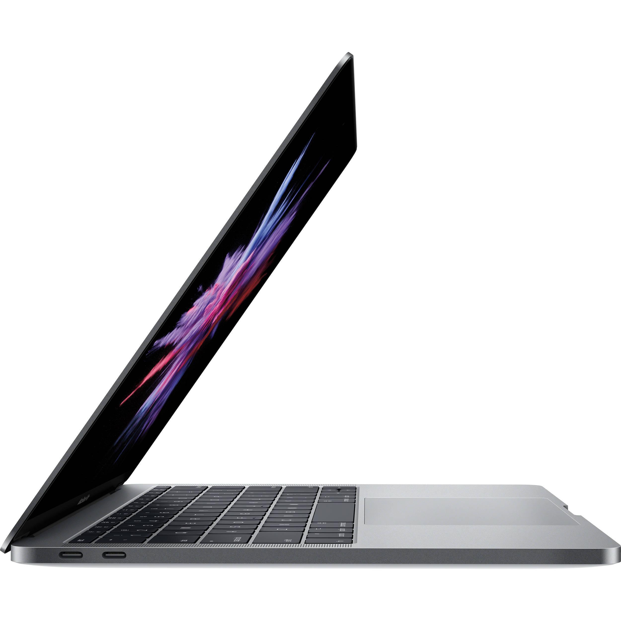 "MacBook Pro Touch Bar 13"" Retina (2017) - Core i7 3,5 GHz - SSD 256 GB - 16GB - AZERTY - Französisch"