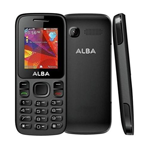 Alba ACF18 Dual Sim - Black - Unlocked