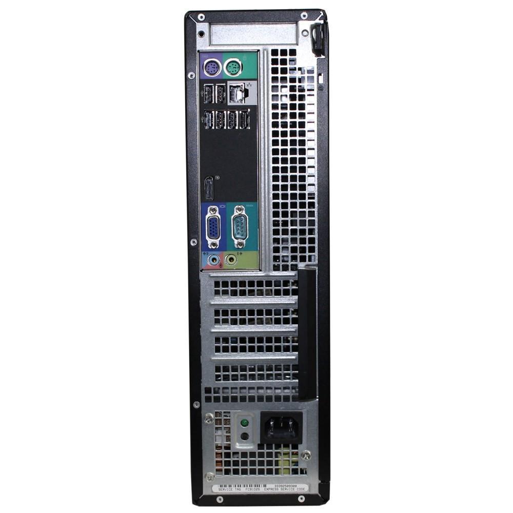 Dell Optiplex 790 DT i5-2400 3,1 GHz - SSD 480 Go RAM 4 Go