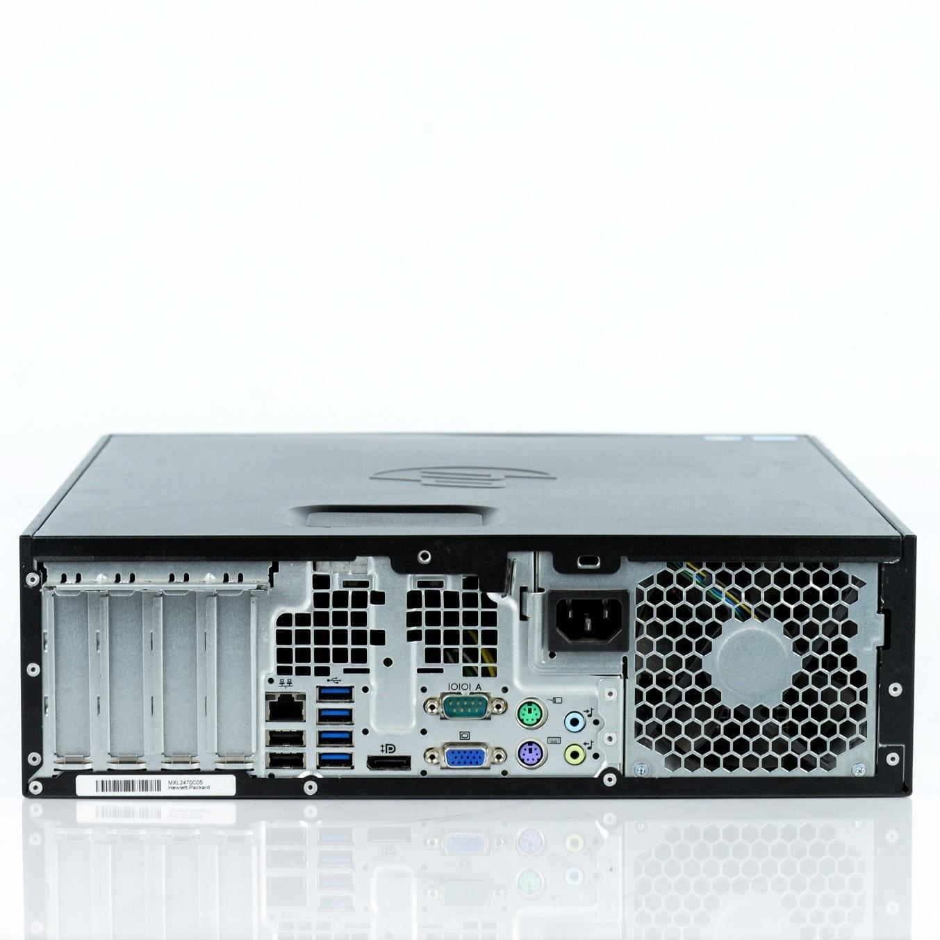 HP Elite 8300 SFF Core i5 3,2 GHz - HDD 500 GB RAM 4 GB