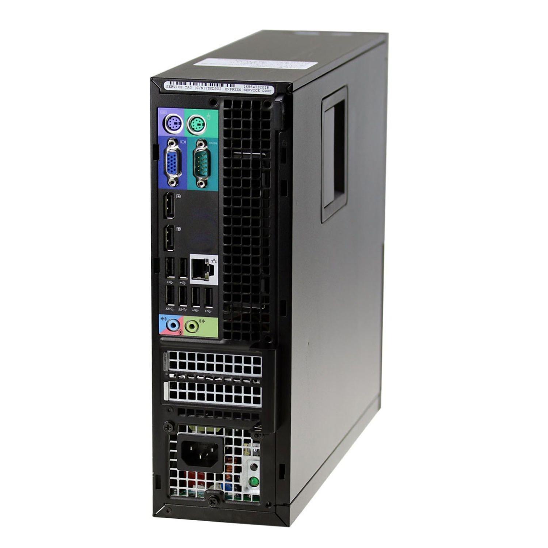 Dell Optiplex 7010 SFF Core i5-2400 3,2 - HDD 500 GB - 16GB