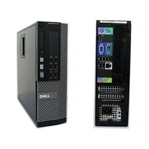 Dell OptiPlex 790 SFF Core i5 3,1 GHz - SSD 240 Go RAM 16 Go