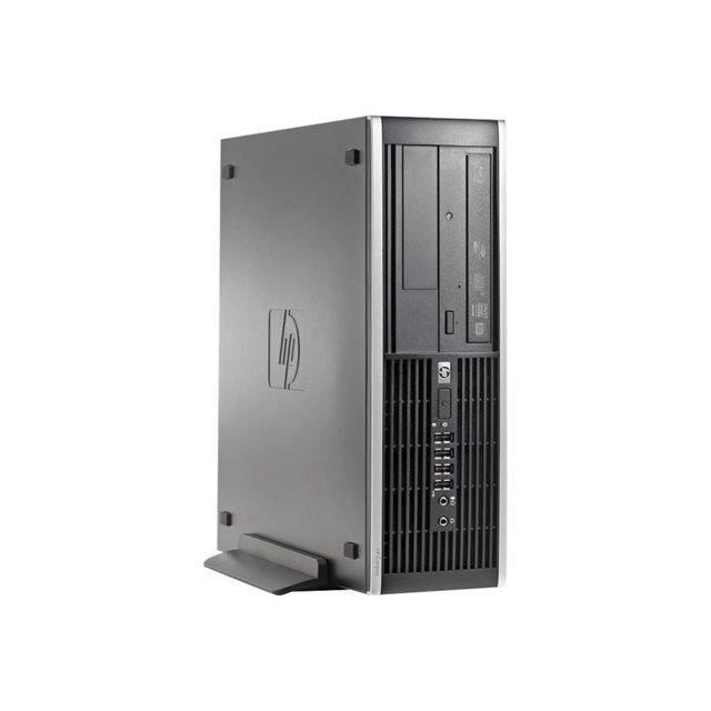 """Hp Compaq Elite 8300 SFF 17"""" Core i5 3,2 GHz - SSD 240 Go - 8 Go"""