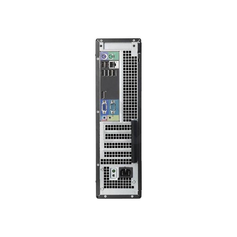 Dell OptiPlex 790 DT Pentium 2,7 GHz - SSD 120 Go RAM 8 Go