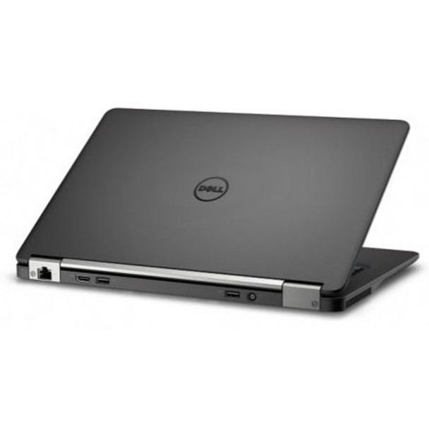 Dell Latitude E7250 12,5-tum (2016) - Core i5-5300U - 8GB - SSD 256 GB AZERTY - Fransk