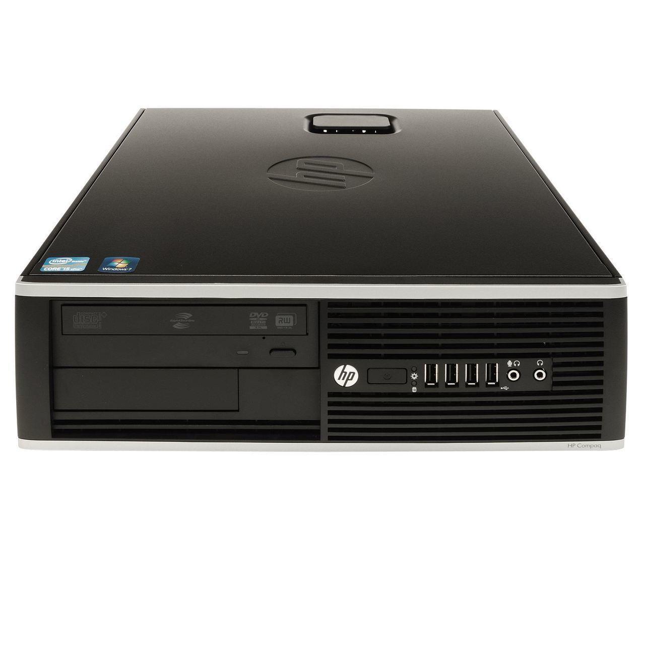 HP Elite 8200 SFF Core i5 3,1 GHz - HDD 250 Go RAM 8 Go