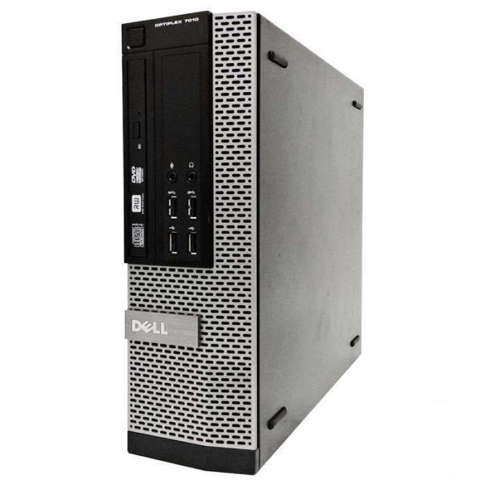 Dell OptiPlex 7010 SFF Core i3-2100 3,1 - HDD 500 GB - 8GB