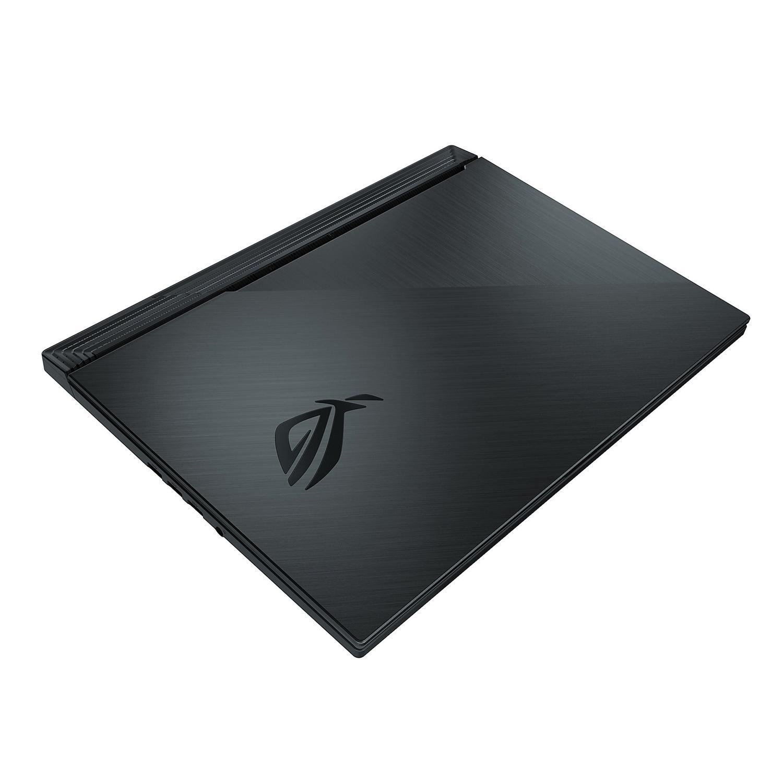 """Asus ROG Strix G G731GU-EV038T 17"""" Core i7 2,6 GHz - SSD 256 Go + HDD 1 To - 16 Go - NVIDIA GeForce GTX 1660 Ti AZERTY - Français"""