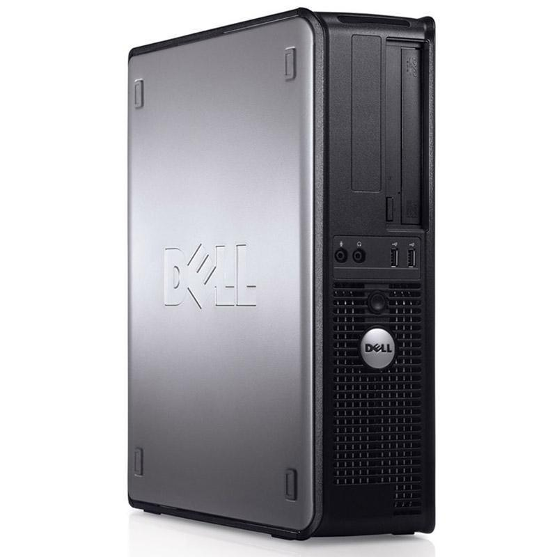 Dell OptiPlex 780 DT Core 2 Duo 3 GHz - SSD 480 Go RAM 8 Go