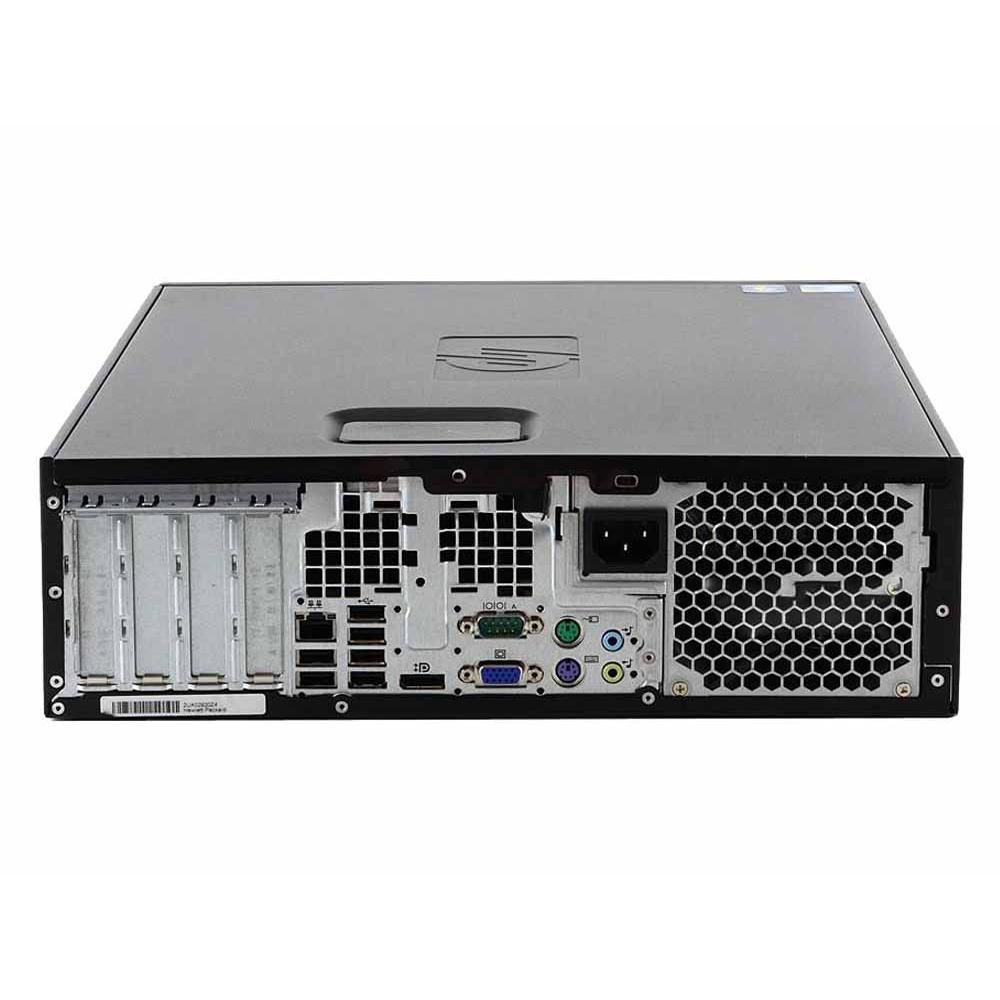HP Compaq 8300 Elite SFF Core i5-3470 3,2 - HDD 480 GB - 16GB