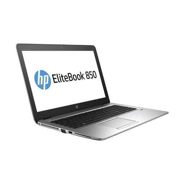 """HP Elitebook 850 G3 15"""" Core i5 2,4 GHz - SSD 256 Go - 8 Go AZERTY - Français"""