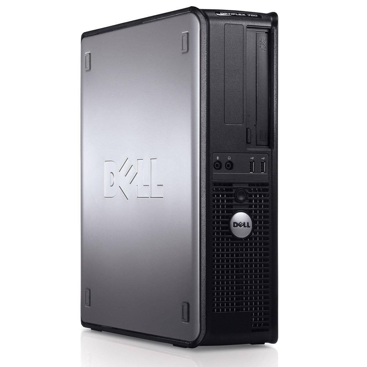 Dell OptiPlex 780 SFF Core 2 Duo 3 GHz - HDD 250 Go RAM 4 Go