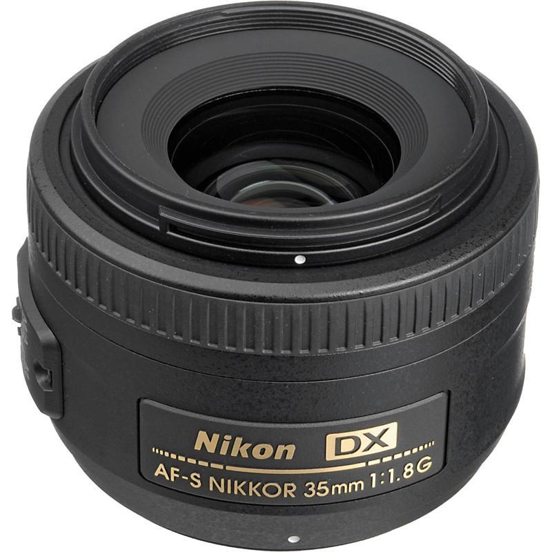 Objectif F 35mm f/1.8