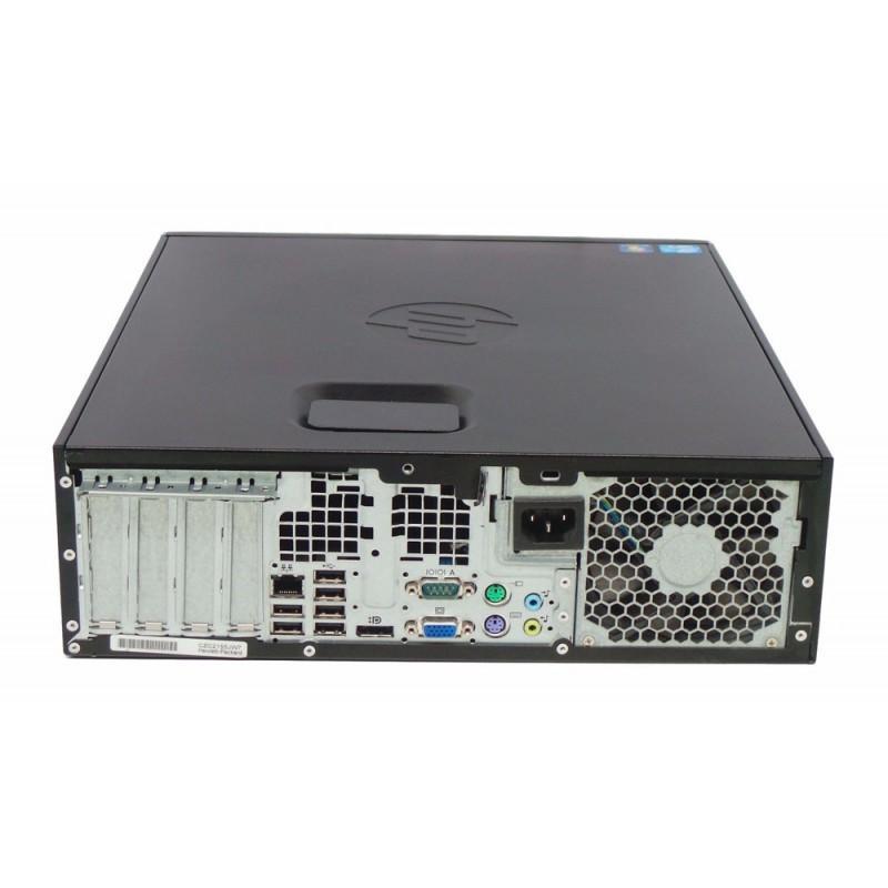 HP Compaq Elite 8200 SFF Core i5 3,1 GHz - HDD 250 GB RAM 2 GB