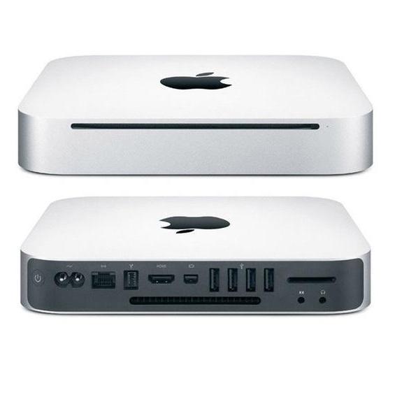 Mac mini (Juni 2010) Core 2 Duo 2,4 GHz - HDD 320 GB - 4GB