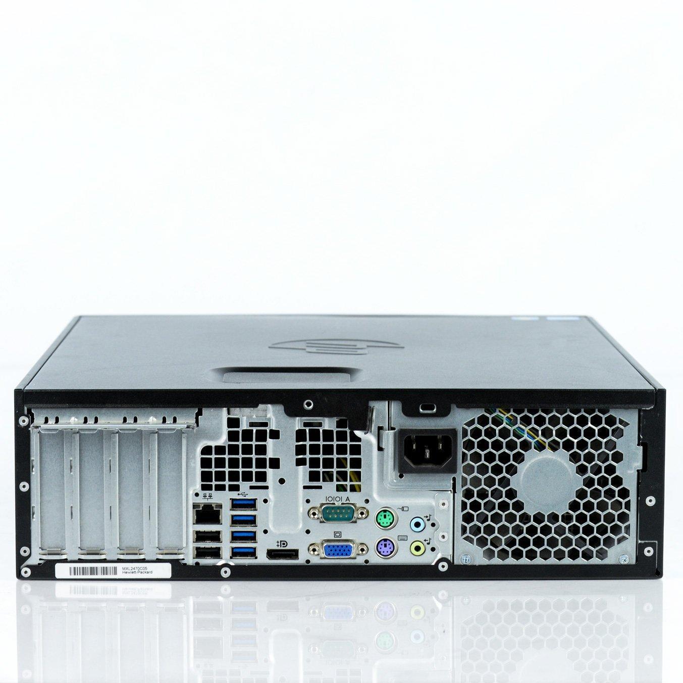 HP Compaq Elite 8300 SFF Pentium G645 2,9 - HDD 250 Gb - 4GB