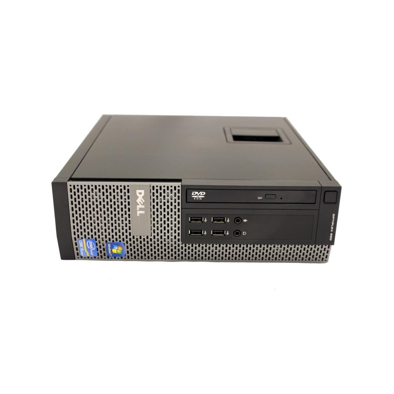 Dell OptiPlex 990 SFF Core i5 3,1 GHz - HDD 2 To RAM 16 Go