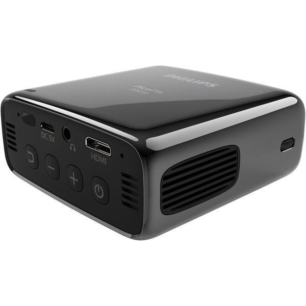 Videoproiettori Philips PicoPix Micro 150 Luminosità Nero