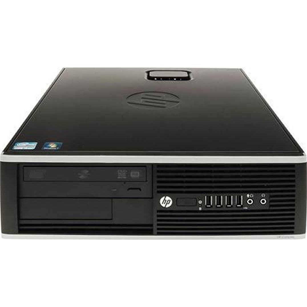 """Hp Compaq Elite 8100 SFF 22"""" Pentium 2,8 GHz - HDD 2 TB - 8GB teclado francés"""