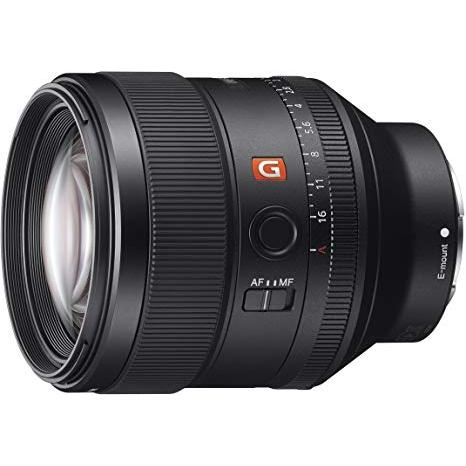 Objectif FE 85mm f/1.4