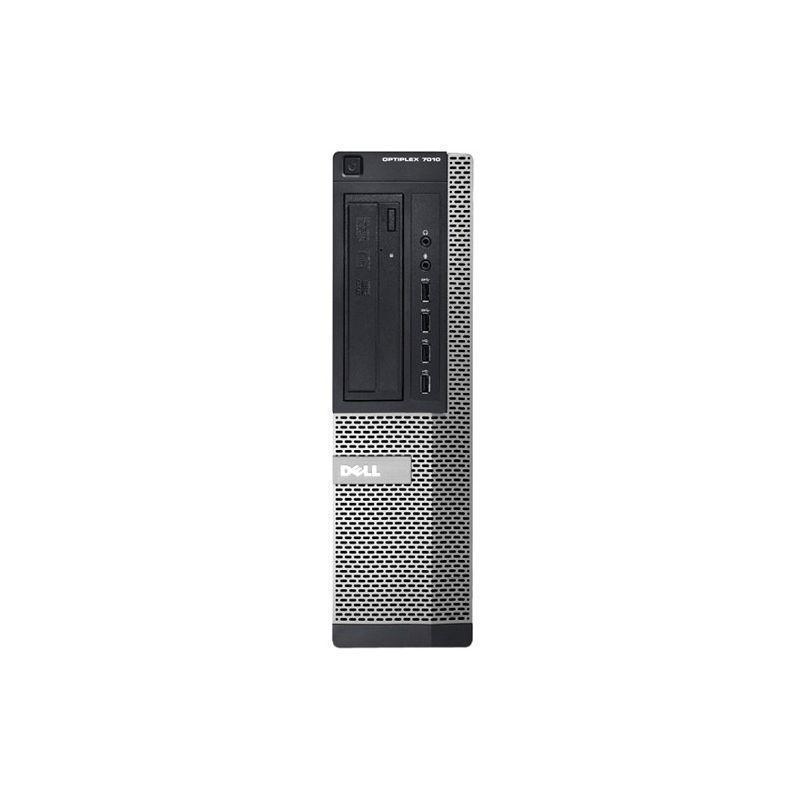 "Dell Optiplex 7010 DT 17"" Dual Core 2,8 GHz - HDD 320 Go - 4 Go AZERTY"