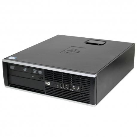 """Hp Compaq 6000 Pro SFF 17"""" Celeron 2,6 GHz - HDD 250 Go - 8 Go"""